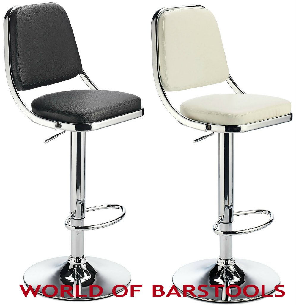 Breakfast Bar Chairs Uk Faux Leather Bar Stools Barstools Pu Swivel Stool Kitchen Faux
